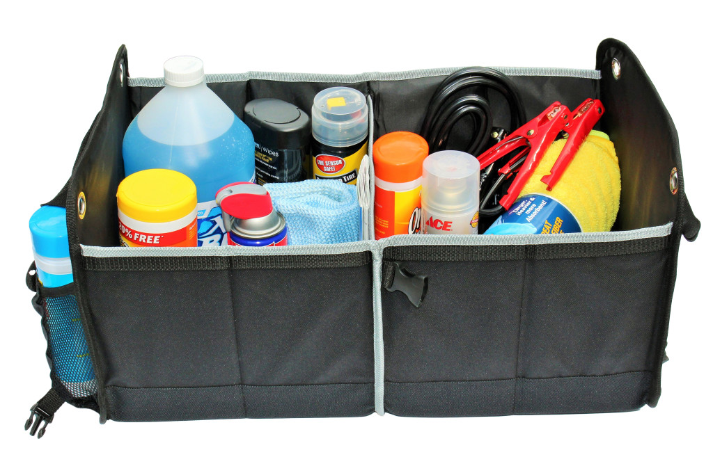 Auto Supplies Organizer