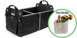 Free bag with trunk organizer purchase